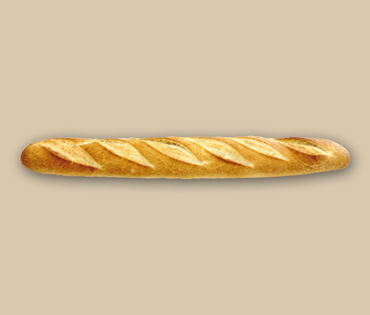 0101 Big Baguette bread 360 grs