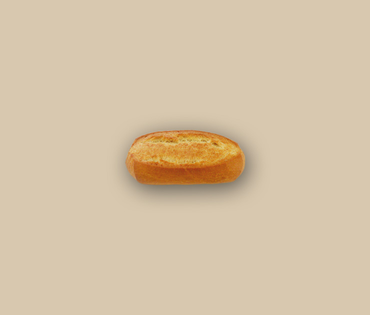 0108 Small Baguette Roll