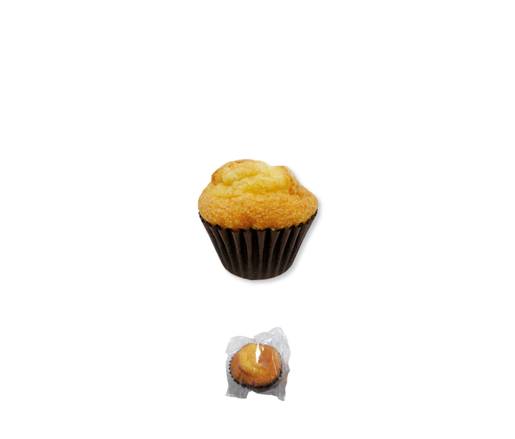 02236 Muffin Suprema Natural