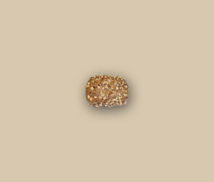 0135 Multigrain Tiny Roll