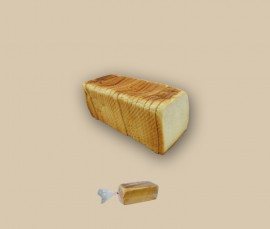 00133 26 Slice Bread 800 grs