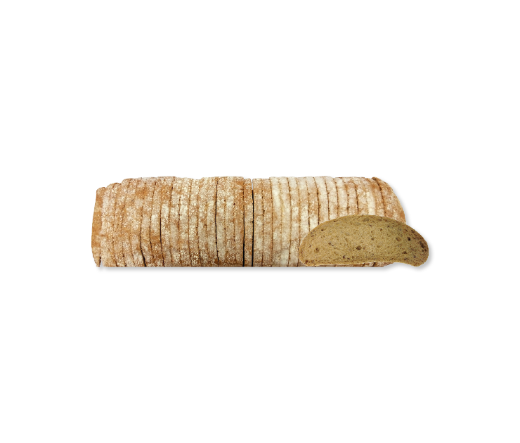 01411 Gourmet Sliced Country Bread